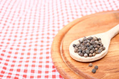 Cubeb pepper Royalty Free Stock Images
