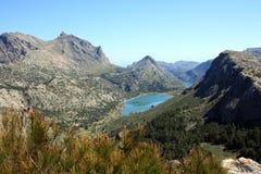 Cuber del lago y alcalde de Puig Imágenes de archivo libres de regalías