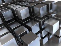 cubes сталь бесплатная иллюстрация