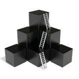 cubes трапы Стоковое фото RF