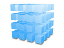 Cubes Stock Image