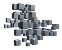 Cubes Stock Images