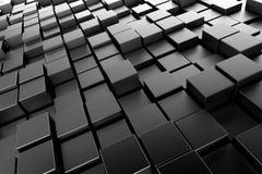 Cubes illustration libre de droits