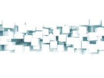cubes 3D Image libre de droits