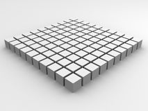 cubes 3d Photo stock