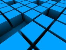 cubes 3d Photos stock