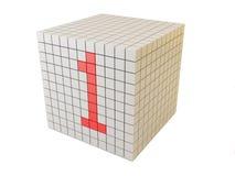 Cubes 3d Stock Images
