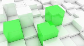 cubes photo stock