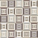 Cubes abstraits Photos libres de droits