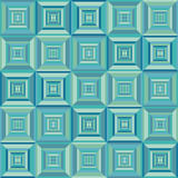 Cubes abstraits Photos stock