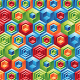 Cubes Backgrounds Royalty Free Stock Images