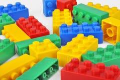 Cubes colorés photos stock