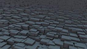Cubes. 3d generated cubes, background texture Stock Photos