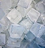 Cubes de glace Image libre de droits