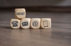 Customer Service and customer support royalty free stock photography