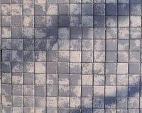 Cubes en rue Photographie stock