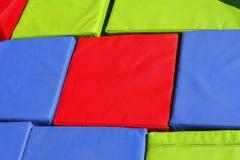Cubes en Seat Photographie stock
