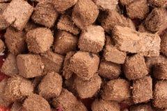 Cubes - Fertilizer Royalty Free Stock Photos