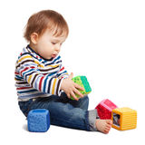 Cubes are fun Royalty Free Stock Photo