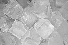 Cubes of ice Royalty Free Stock Images