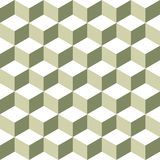 Cubes Pattern Stock Photos