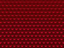 Cubes. Red abstract background for Stock Images