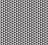 Cubes seamless pattern background. Vector Royalty Free Stock Photography