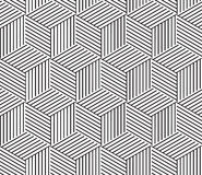 Cubes seamless pattern Stock Images