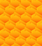 Cubes seamlessly repeatable pattern, 3d geometric background. Stock Photo