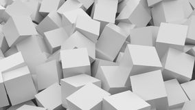 Cubes Stock Photography