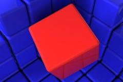Cubes01 Photographie stock libre de droits