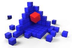 cubes02 Στοκ Εικόνες