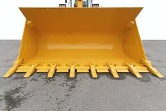 Cubeta do escavador Foto de Stock