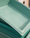 Cubeta, para a mistura do cimento fotos de stock royalty free