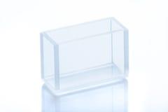 Cubeta rectangular Imagenes de archivo