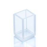 Cubeta retangular vazia Foto de Stock