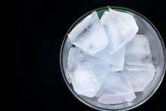 Cubetti di ghiaccio Immagine Stock Libera da Diritti