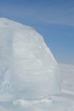 Cubetto di ghiaccio Fotografie Stock