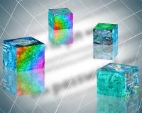 cubi Immagine Stock