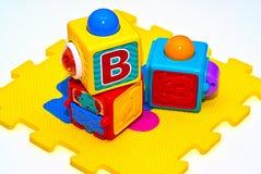 Cubi dei bambini Fotografia Stock Libera da Diritti