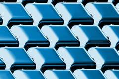 Cubi della connessione di rete Fotografie Stock Libere da Diritti