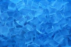 Cubi di ghiaccio Fotografie Stock