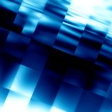Cubic background Stock Photos