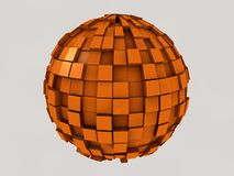 Cubic ball Stock Photos