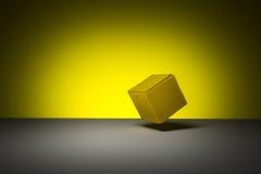 Cubic corn Stock Image