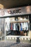 Cubic shop hong kong Royalty Free Stock Images