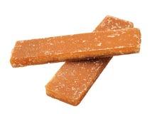 Cubic sugar Royalty Free Stock Image