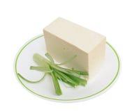 Cubic tofu Stock Images