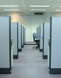 Cubicle Stock Image