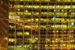 Grande edificio per uffici Immagini Stock